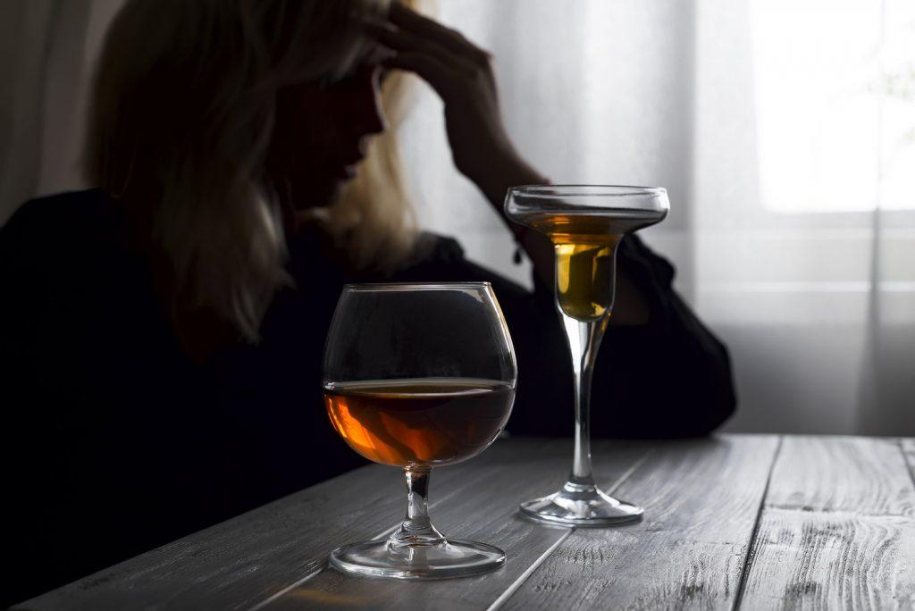 Alkoholik - leczenie alkoholizmu